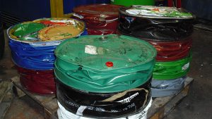 residuos peligrosos gestionados